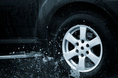 Suv Royalty Free Stock Images