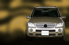 SUV Photographie stock
