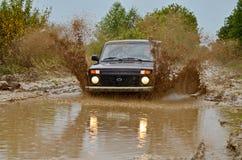 SUV Fotografia Stock