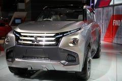 三菱SUV 2015年 免版税图库摄影