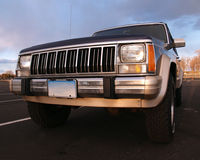SUV Photo stock