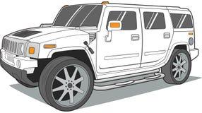 SUV Immagini Stock