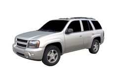 SUV Royalty-vrije Stock Fotografie