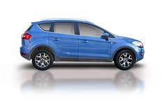 SUV-Auto Lizenzfreie Stockfotos