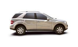 SUV-Auto Lizenzfreie Stockfotografie