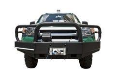 SUV Border Service Stock Image