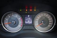 SUV Dashboard Stock Photos