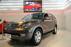 Suv do borrego de Kia Foto de Stock Royalty Free