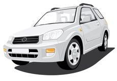 SUV-fordon Arkivfoton