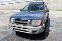 SUV-fordon arkivbild