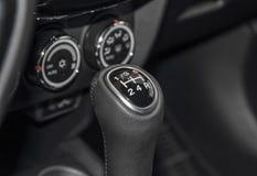 SUV gearbox dźwignia Zdjęcie Stock