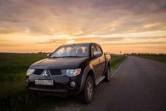 Free SUV Mitsubishi L200 Royalty Free Stock Photography - 119152077