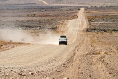 Suv namibia Royalty Free Stock Photo