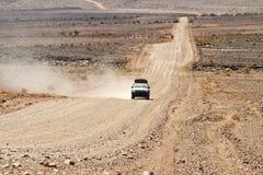 Suv Namibia fotografia stock libera da diritti