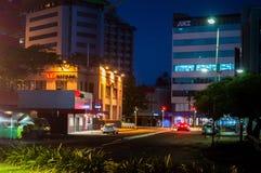 Suva-Stadt Lizenzfreies Stockfoto