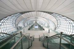 Suvanabhumi airport of Thailand Royalty Free Stock Image