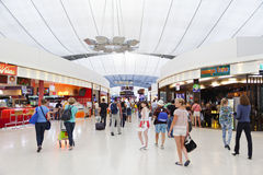 Suvarnabhumi airport Royalty Free Stock Photography