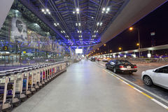 Suvarnabhumi airport Stock Photography
