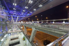 Suvarnabhumi airport Royalty Free Stock Photo