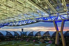 Suvarnabhumi Airport , bangkok,Thailand Stock Image