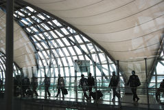 Suvarnabhumi Airport Stock Image