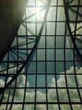 Suvarnabhumi Flughafen Stockfoto