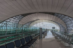 Suvarnabhumi flygplats Royaltyfri Bild