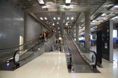 Suvarnabhumi flygplatsinre Royaltyfria Foton