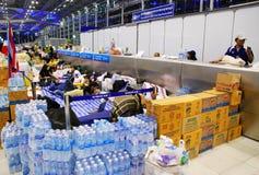 Suvarnabhumi International Airport Royalty Free Stock Image