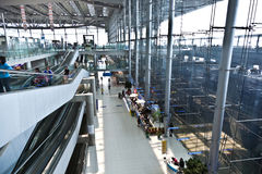 Suvarnabhumi International Airport Royalty Free Stock Photos