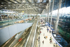 Suvarnabhumi International Airport Stock Images