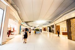 Suvarnabhumi International Airport Royalty Free Stock Images