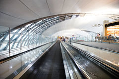 Suvarnabhumi International Airport Royalty Free Stock Photo