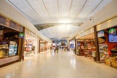 Suvarnabhumi International Airport Royalty Free Stock Photography