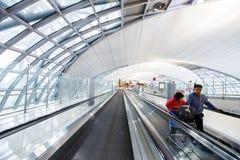 Suvarnabhumi International Airport Royalty Free Stock Images