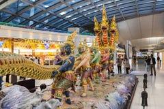 Suvarnabhumi International Airport Royalty Free Stock Photo