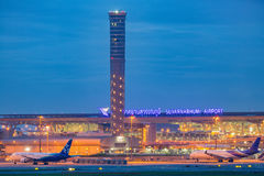 Suvarnabhumi international Airport Stock Photos