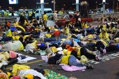 Suvarnabhumi internationaler Flughafen Lizenzfreies Stockbild