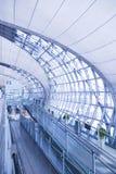 Suvarnabhumiluchthaven royalty-vrije stock fotografie