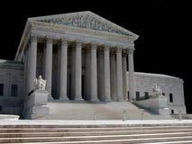 suverän Amerika domstol s Royaltyfria Foton