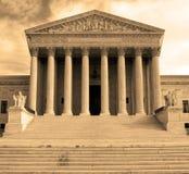 suverän byggande domstol Arkivbilder
