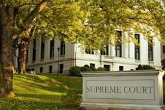 suverän domstol arkivfoto