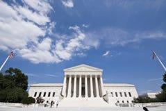 suverän domstol arkivfoton