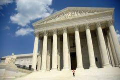 suverän domstol Arkivbild