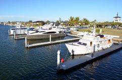 Suveräna öar Gold Coast Queensland Australien Royaltyfria Bilder