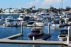 Suveräna öar Gold Coast Queensland Australien Royaltyfri Fotografi