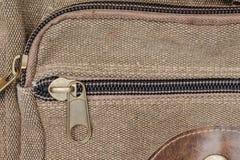 Suwaczek torby metalu sukienny rocznik zdjęcie stock