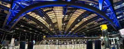 Suwannabhumi lotnisko Zdjęcia Stock