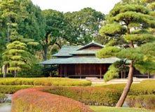 Suwano-chaya Tea House, Tokyo Imperial Plalace Royalty Free Stock Photo