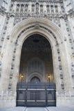 Suwerenu wejście, domy parlament; Westminister; Londyn Zdjęcie Stock